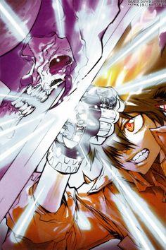 Tsuna vs Genkishi