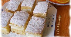 Ez nekem is tutira a kedvenceim közé kerülne! Hungarian Desserts, Hungarian Cake, Hungarian Recipes, My Recipes, Cake Recipes, Dessert Recipes, Cooking Recipes, Favorite Recipes, Delicious Desserts
