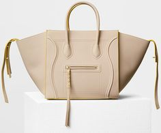 Céline's Spring 2017 Bags are Here, and We Have More than 90 Photos and Prices!