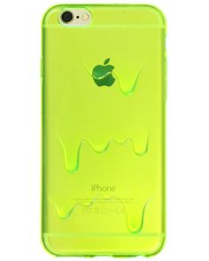 SLIME TIME IPHONE CASE