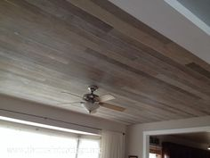 1000 images about basement on pinterest home theaters Faux wood ceiling planks
