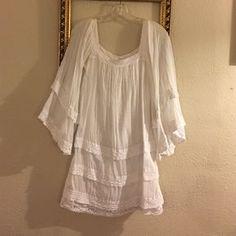 Karta Bell Sleeve Dress