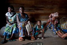 A growing humanitarian crisis in the Democratic Republic of the Congo has displaced 130,000 people.