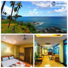 Blue Sea Hotel, Port Blair, is a budget offering from the house of Pristine Isles group of hotels.