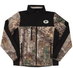 Find your Green Bay Packers Camo Jacket and more at www.myteamjacket.com