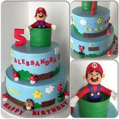 #supermario #cake #mariobrothers #cakestagram #homebaker #fondantcaketopper #fondant #buttercream #birthdaycake #funfoods #funtoeat #funtomake #mycakelife #mycakewalk #cakeart #cakeboss #cakestar #bakerslife #lovetomakecakes #homemade #buttercreamcake #happybirthday #gamerlife #mariobros #cakestars #cakewalksupplies