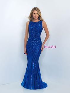 Blush Prom 11118 Sapphire