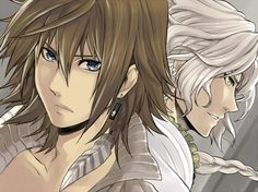 The Last Story - Zael and Therius Duel News Games, Video Games, The Last Story, Xenoblade Chronicles, Fire Emblem Awakening, Cartoons, Gaming, Fan Art, Face