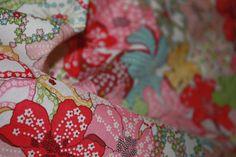 Mauvey Pink - Love this from Tessuti Fabrics