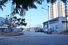 Peaceful entryway to #GuruAtman township