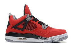 "http://www.jordanaj.com/air-jordans-4-retro-toro-bravo-fire-red-whiteblackcement-grey-for-sale-55603.html AIR JORDANS 4 RETRO ""TORO BRAVO"" FIRE RED/WHITE-BLACK-CEMENT GREY FOR SALE 55603 Only $88.00 , Free Shipping!"