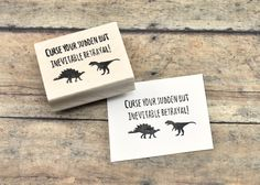 Firefly Rubber Stamp: Curse Your Sudden But Inevitable Betrayal! - Firefly Quote Hand Carved Stamp (18.95 USD) by GeekStamps