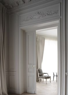 panelling - french style