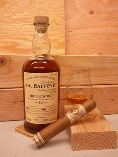 Many times we accompany cigars with our favorite libations and tonight I give the spotlight to a scotch that perhaps is the highlight of my evening and overshadows the cigar in mention. Tonight I chose a cigar which I think pairs well with the Balvenie Double Wood. After much testing I have come to the conclusion …