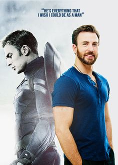 Captain America/Chris Evans= SOULMATE!!!