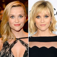 Celeb Hairstyles: Better With Bangs or Without?