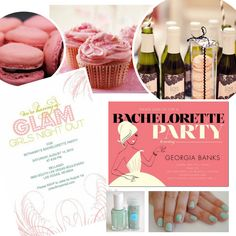 cornflake dreams.: wedding wednesday- bachelorette themes.