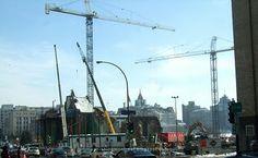 Vanishing Montreal: Trinity Church/ Eglise St Sauveur - Destruction