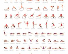 24x36 Ashtanga Yoga Primary Series with Sammy Seriani. This poster illustrates the postures of the primary series Full color poster shows perfect alignment of postures. Ashtanga yoga invocation, in the original Sanskrit, with a translation. A great learning aid for your yoga practice