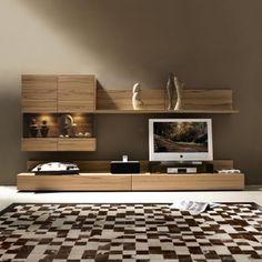 Elea TV & Wall Unit - Hulsta - Hulsta furniture in London