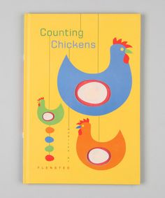 Take a look at this Counting Chickens Hardcover by Random House on #zulily today!