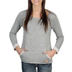 Quiksilver I Heart QS Scoop Neck Sweatshirt Women's 2013 - XS Quiksilver. $44.50