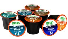 Decaf Coffee Pods Sample – 16ct