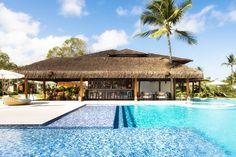 Campo Bahia, um oásis em Santa Cruz de Cabrália. No vilarejo de Santo André (BA), o Campo Bahia Hotel tem serviço exclusivo em instalações aconchegantes e intimistas