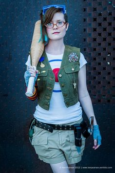 An awesome photo by Ken Pearson of me as Tank Girl at Dallas Comic Con 2012. http://www.facebook.com/photo.php?fbid=367738039942166=a.367726283276675.78473.221690734546898=3
