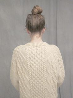 Irish sweater.. absolutely getting one on my trip this Christmas!