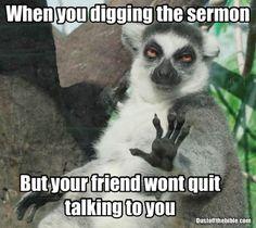 good sermon christian meme
