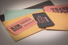 KJM Graphic Design—Identity System by Kimberly Murray, via Behance