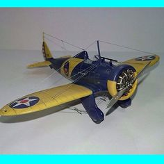 1/72 Boeing P-26A Peashooter Revell From/By: José Alvarez #udk #usinadoskits #airplane #aeronave #miniatura #miniature #scalemodel #scale #plastimodelismo #tempolivre #hobby #passatempo #modelscale #peashooter