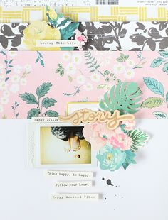 PHOTO + PAPER + STAMP = CRAFTTIME!!!: It's a Gossamer Blue April Reveal Day!!!