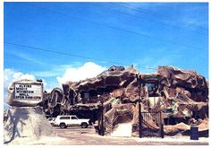Alvin's Island Magic Mountain Mall (formerly Jungleland) on Front Beach Rd, Panama City Beach, Florida by stevesobczuk, via Flickr