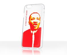 Heroes of Our Time Immortalized on LEGO iPhone 6 Cases - http://www.psfk.com/2015/02/ai-weiwei-iphone-6-lego-aung-san-suu-kyi.html