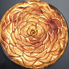 How to Bake Parisian Apple Tart