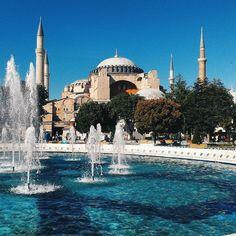 Hagia Sofia #Istanbul