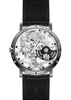 Piaget - Altiplano Skeleton 1200S for Only Watch