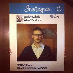 instagram costume | fantasia de instagram