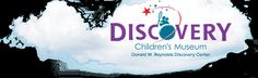 DISCOVERY Children's Museum, Las Vegas, Nevada, Scroll down for donation information, email request at least 4 weeks prior to event.  Updated 2/2016.