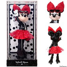 Minnie Mouse Doll, Dolls, My Love, Store, Disney Characters, Box, Products, Baby Dolls, Snare Drum