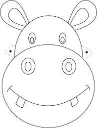 Bildergebnis für paper mask printable