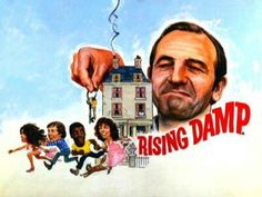 Rising Damp Leonard Rossiter, Rising Damp, Are You Being Served, British Comedy, Childhood Days, Growing Up, Tv Series, Tv Shows, Retro
