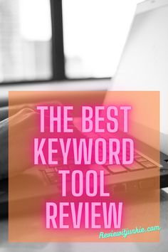 Best keyword tool for bloggers