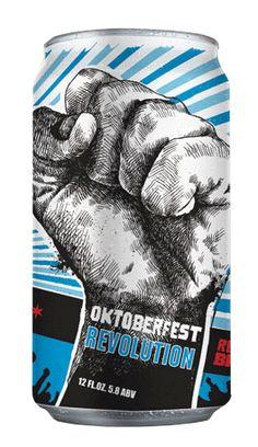 Tasted during Great Taste o Midwest. Revolution Oktoberfest.