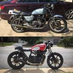 A community for cafe style bike enthusiasts and newcomers! Post your bikes, projects or anything you have for sale or trade!