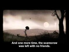 This is a must watch for anyone with a heart.The Legend of the Scarecrow