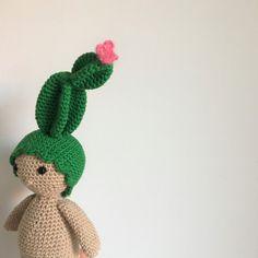 Un nouveau bonnet pour mon Petit Dodu : qui s'y frotte s'y pique ! – Bonnet cactus – Crochet – Le blog de Caro Tricote