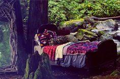 Image via We Heart It https://weheartit.com/entry/33986271/via/17789956 #bed #free #tree
